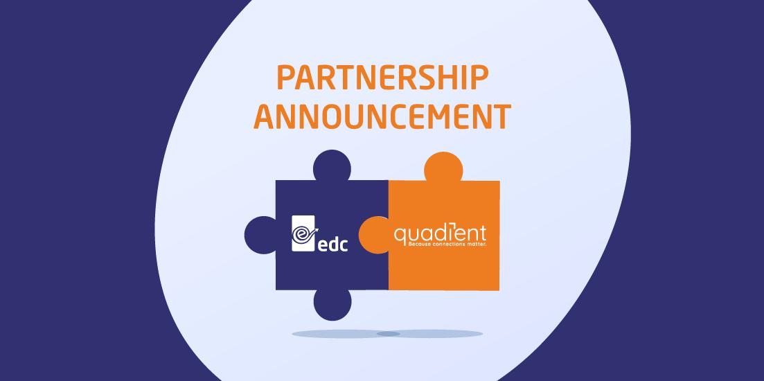Strategic Partnership with Quadient